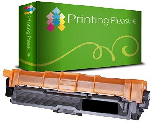 Noir Grande Capacit/é Printing Pleasure Compatible TN-241BK Cartouche de Toner pour Brother DCP-9020CDW MFC-9140CDN 9330CDW 9340CDW HL-3140CW 3142CW 3150CDW 3152CDW 3170CDW 3172CDW