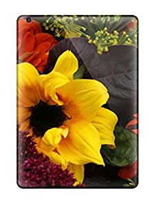 Faddish Phone Fall Flowers Case For Ipad Air / Perfect Case Cover