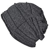 Casualbox Mens Womens Baggy Slouch Beanie Viscose Hat Summer Cool
