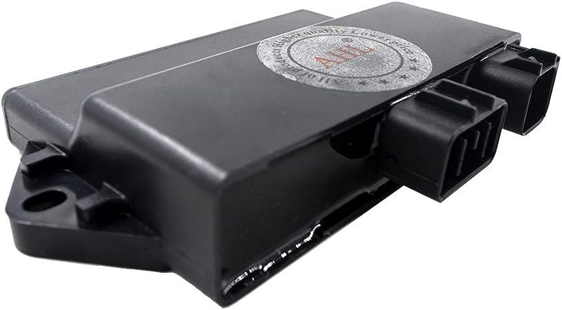AHL Allumage bo/îtier CDI Bo/îte pour Yamaha YFM350 Raptor SE 2005-2007 Remplacer 5YT-85540-00-00 5NF-85540-00-00