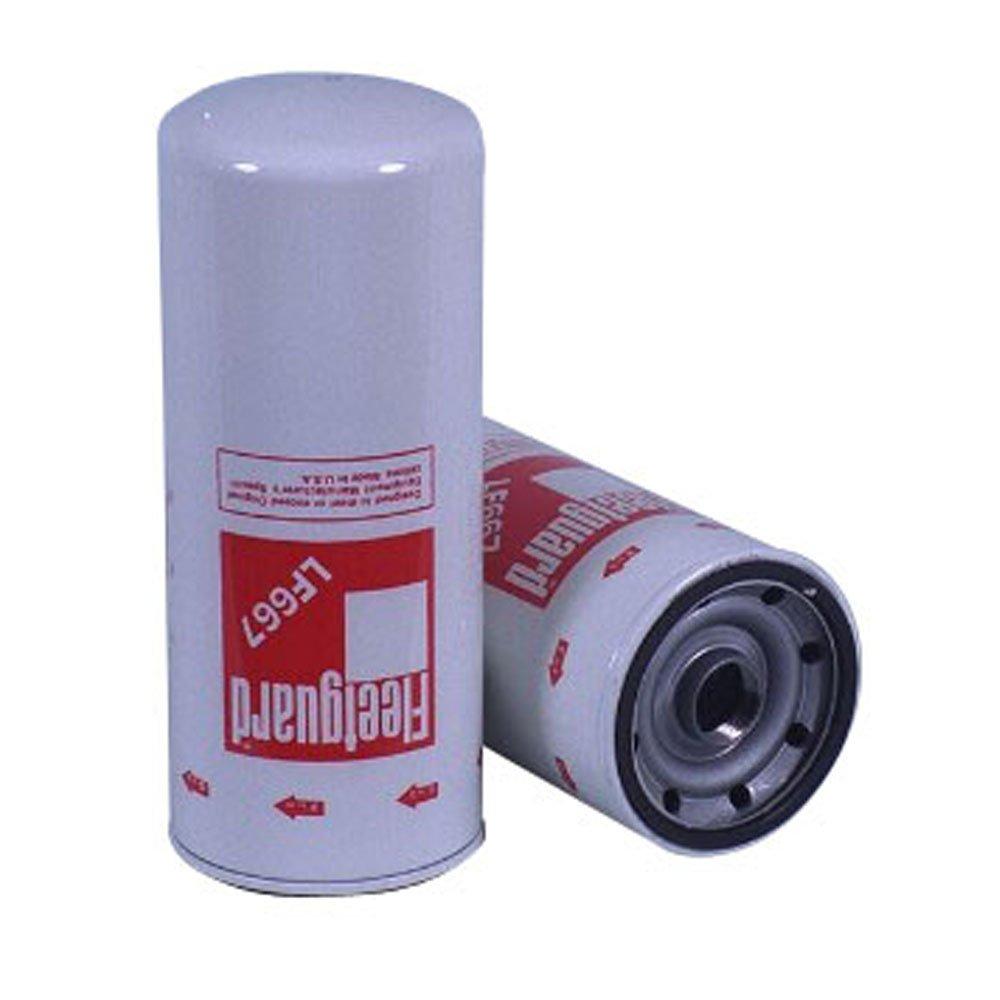 Fleetguard Oil Filter Lf667 For Caterpillar And Mack Fuel Filters Automotive
