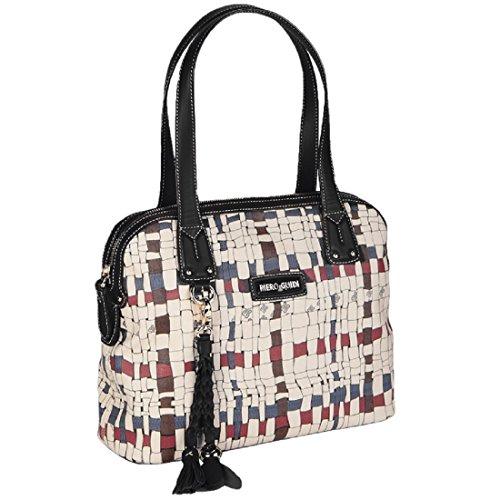 Shopper PIERO GUIDI Intreccio Art Donna - 3127A1529 Nero
