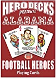 Alabama Football Heroes : Playing Cards, Parody Productions, 0979151570