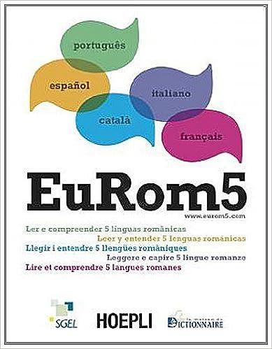 Meilleur Livre Gratuit Eurom5 Lire Et Comprendre 5 Langues