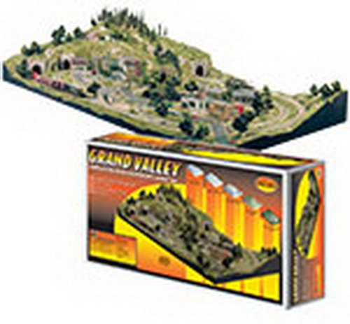 (HO Grand Valley Layout Kit)