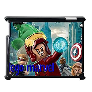 Generic Shells Plastic Personalised For New Ipad Printing Lego Avengers For Men