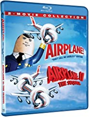 Airplane: 2-Movie Collection/ [Blu-ray]
