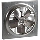 Exhaust Fan, 16 In, 1201 CFM