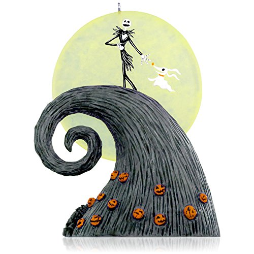 Hallmark Keepsake Ornament: Disney Tim Burton's The Nightmare Before Christmas Here Comes the Pumpkin King
