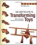 Marvelous Transforming Toys, Jim Makowicki, 1561583812