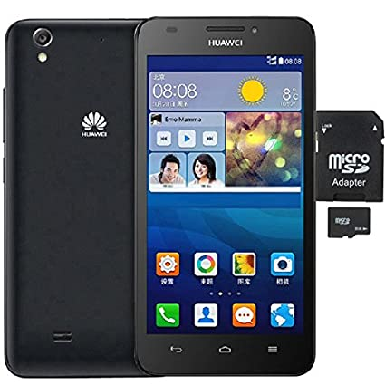 Amazon.com: Huawei G620-L72 3G Unlocked Phone (gift-8GB TF ...