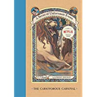 A series unfortunate events: The Carnivorous Carnival: 9