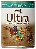 Ultra Senior Chunks in Gravy Canned Dog Food, 12.5-Ounce
