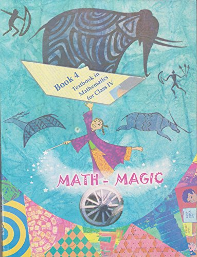 Math Magic - Textbook in Mathematics for Class - 4 - 425