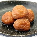 梅の一冨士 減塩つぶれ梅 はちみつ 塩分約3% (1kg)