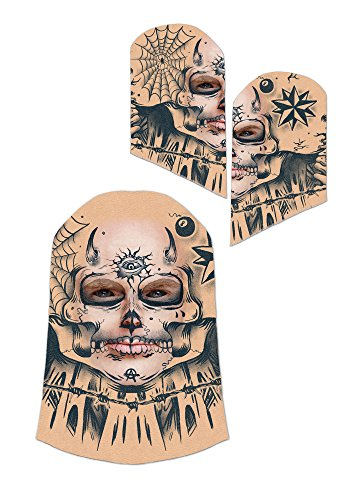 Tattoo Face Mask - One Size Fits Most