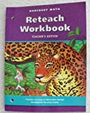 Harcourt Math, Grade 6, Harcourt School Publishers Staff, 015320818X