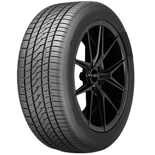 Continental PureContact LS all_ Season Radial Tire-225/55R17 97V