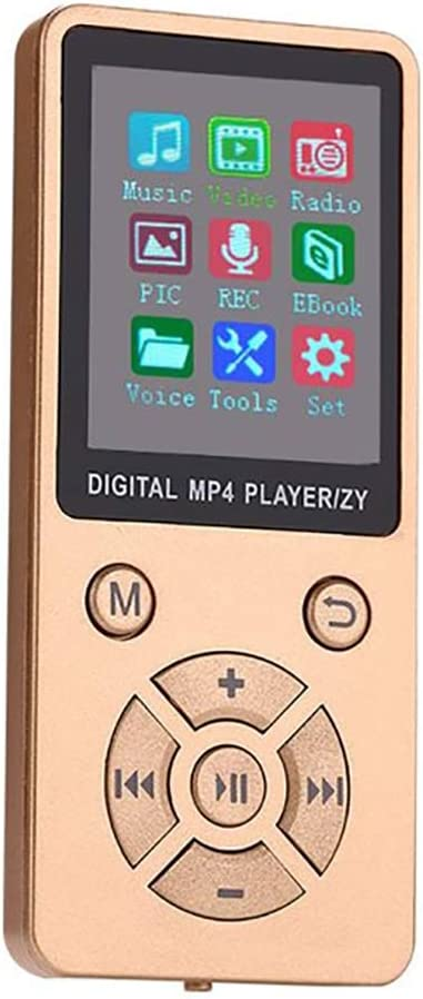 Soporte de vídeo de música mp3 Jugador de la Pantalla LCD del Clip ...