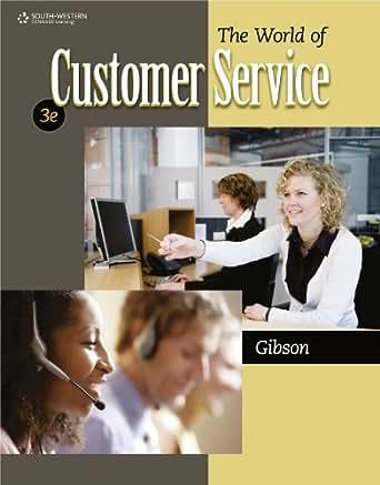 Amazon. Com: the world of customer service ebook: pattie gibson.