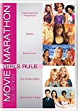 Movie Marathon Collection: Girls Rule (Josie and the Pussycats / Honey / Blue Crush / The Perfect Man / Head Over Heals)