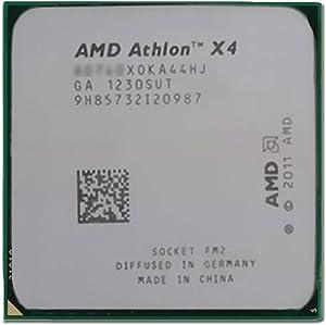 Used AMD Althlon Quad-core X4-760K FM2 940 pin 100W Desktop CPU Processor