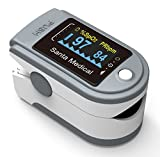 Santamedical Generation 2 SM-165 Fingertip Pulse Oximeter Oximetry Blood Oxygen Saturation Monitor