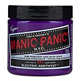 Electric Amethyst Purple Manic Panic 4 Oz Hair Dye