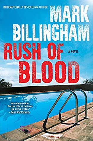 book cover of Rush of Blood