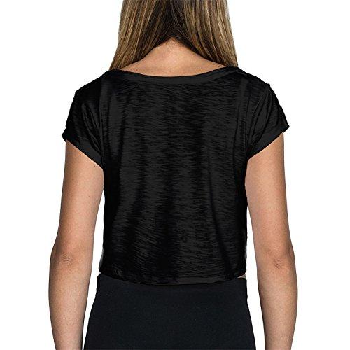 WooHoo Girl - T-Shirt - Crop Tops - FlowerBirth