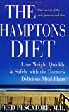 The Hamptons Diet, Fred Pescatore, 0471736287