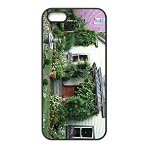 Garden Hight Quality Case for Iphone 5s by icecream design