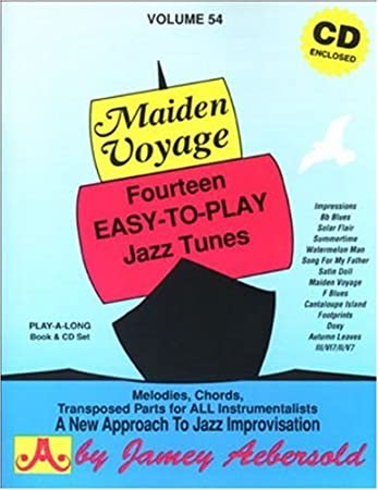 Jazz Piano Voicings (from Jamey Aebersold Vol. 1)