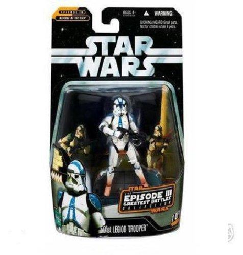 Japan Import Star Wars Greatest Hits Basic Figure Episode 3 - 501st Legion Trooper ()