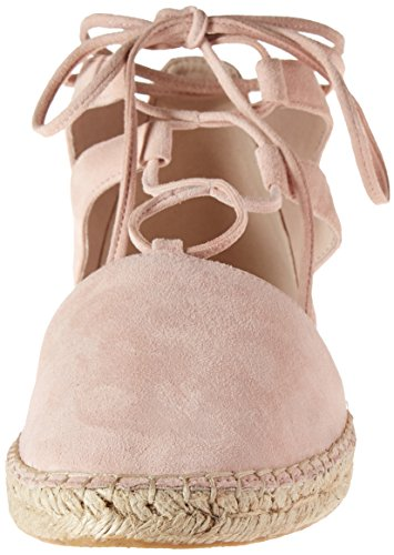 Beverly Cole Kenneth York Women's Rose Suede Flat New xIIgzwqr