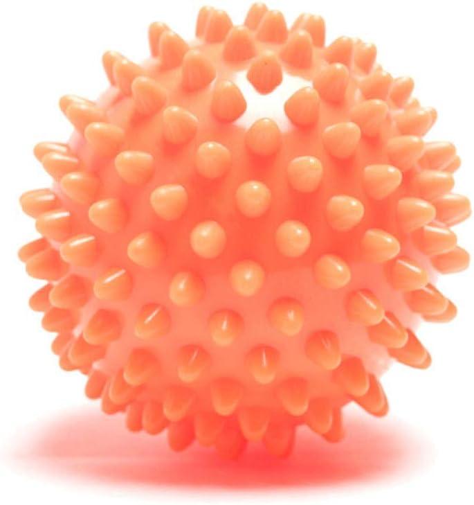 XINTONGSPP Yoga Massageball Bar Faszienball Muskelentspannung Fitnessball Akupunkturpunkt Fu/ßmassage Fingerdruck Igel Bal,3