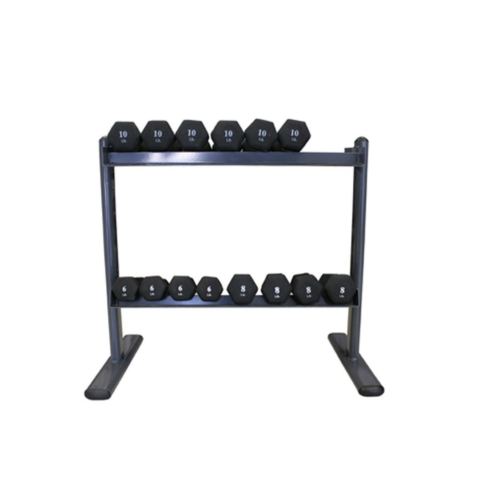Amber Fight Gear Space Saver Dumbbell Rack