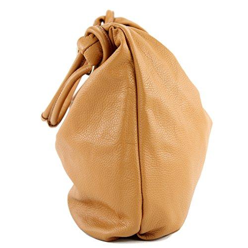 tela Made Naht Italy para Bolso de Camel mujer Weiße w7tq7R