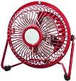 Westpointe HVF4-RPRed 4-Inch High Velocity Fan, Red