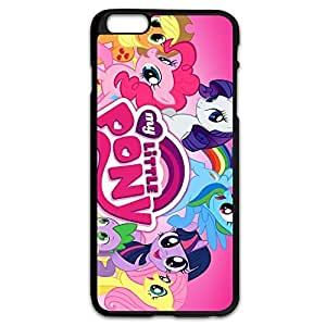 Little Pony Rainbow Pony Full Protection Case Cover For IPhone 6 Plus (5.5 Inch) - Cool Skin