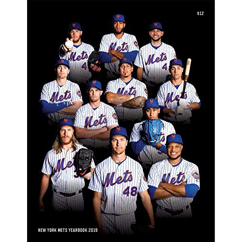 Baseball 2019 Mets Yearbook World Series 256 Pages Program Seaver CANO Official Team Yearbook PRE-Order Item - Shipping Begins June 9THTH