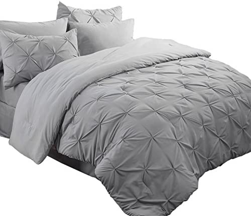 Bedsure Pieces Alternative Comforter Pillowcases product image