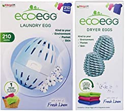 Ecoegg 210 Laundry & Dryer Egg Bundle Fr...