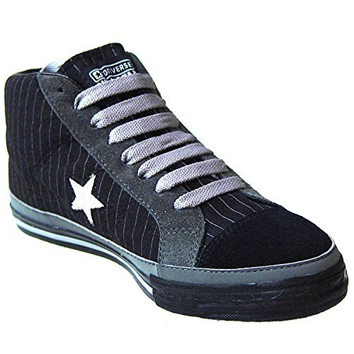 Converse Chucks One Star Schwarz Gr.: EU: 44 UK: 10 Bestellnummer: 101920