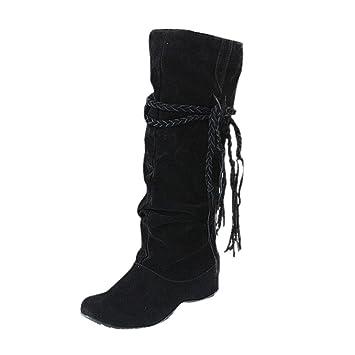 BESTOPPEN women boots Black 025e56c03
