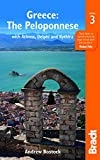 img - for Greece: The Peloponnese: With Athens, Delphi and Kythira (Bradt Travel Guides) book / textbook / text book