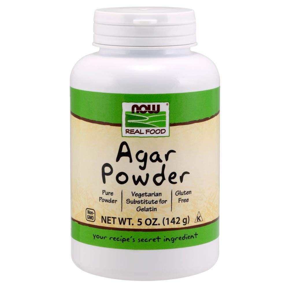NOW Foods NOW Agar Powder,5-Ounce