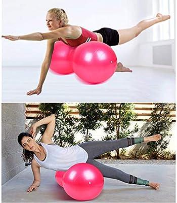 Bola de Yoga Cacahuete Bola de Yoga Engrosada a Prueba de ...