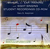 img - for Student Recordings: for Manual for Ear Training and Sight Singing by Gary S. Karpinski (2007-10-02) book / textbook / text book