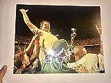 Jimmy Johnson Hand Signed 11x14 Photo NFL Dallas Cowboys Miami NFL Hof - PSA/DNA Authentic Autograph